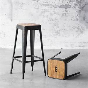 Tabouret De Bar Acier : top 25 best tabouret bar ideas on pinterest tabourets ~ Teatrodelosmanantiales.com Idées de Décoration