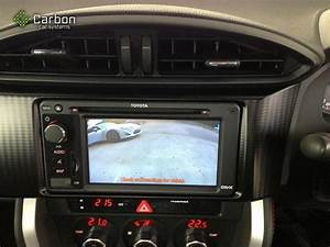 Reverse Camera Kit For Toyota 86 Factory Screen