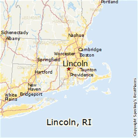 Best Places To Live In Lincoln, Rhode Island