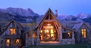 mountain style homes mountain mining