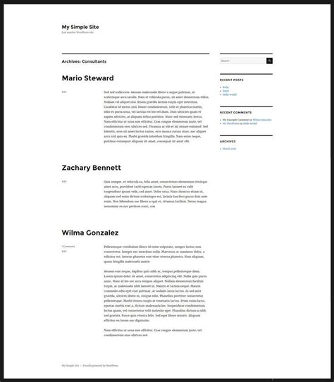 custom post type template creating templates for custom post type archives toolset
