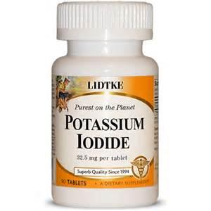 Potassium Iodide Tablets Potassium Iodide