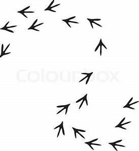 Chicken footprints :) | Tattoo | Pinterest | Footprint and ...