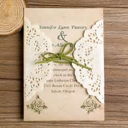 wedding invitations diy lace wedding invitations diy diy craft projects