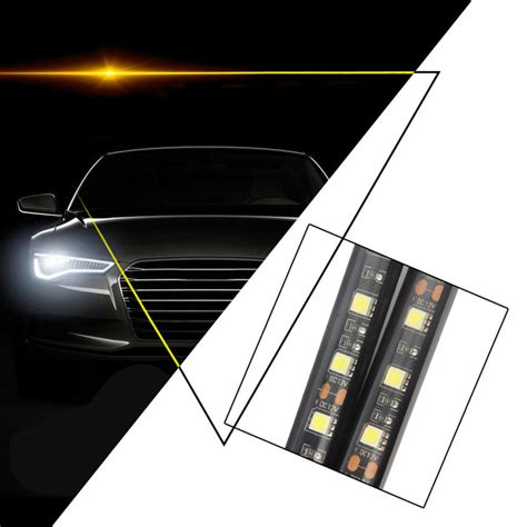 led rv awning roof lights custom made 90 5050 smd truck