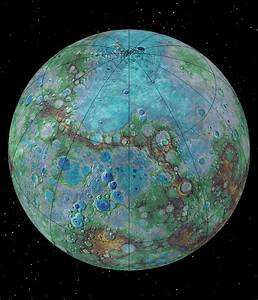 Tectonically Active Planet Mercury   NASA