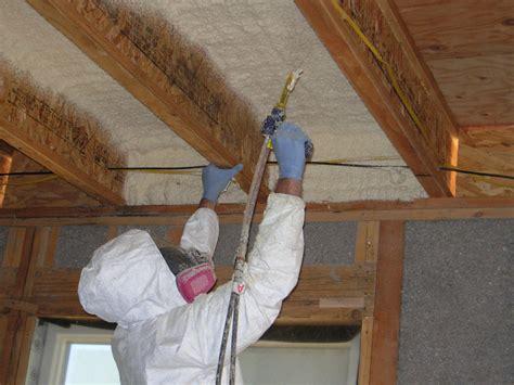 cta open cell sprayed  attic spray foam insulation