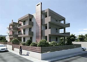 Amazing Design Modern Small Apartment Complex With ...