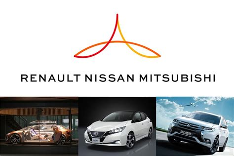 Renault Nissan Alliance by Renault Nissan Mitsubishi Alliance To Launch 12 Zero