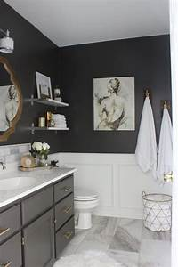 25, beautiful, gray, bathrooms