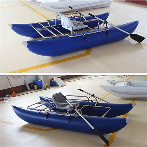 Fishing Pontoon Boat Brands by Ce Brand Inflatable Pontoon Fishing Boat New Design Buy