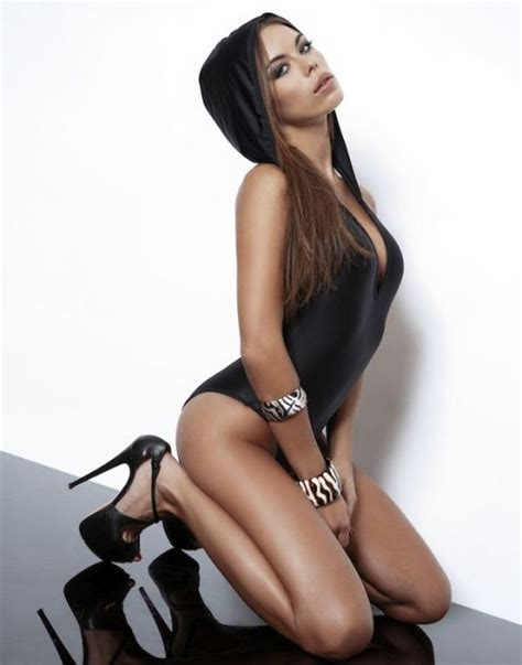 kristina liliana matthaus is your sexy wag for the weekend 12thblog