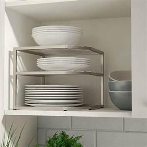 Rebrilliant, Corner, Kitchen, Cabinet, Organizer, Rack, U0026, Reviews