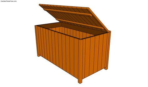 woodworking plans outdoor storage box excellent yellow storage box plans  laisumuam