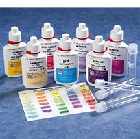 Image result for aquarium test kits