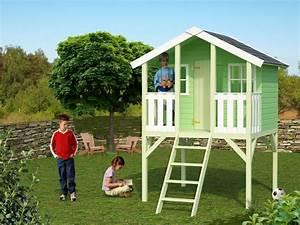Spielhaus Für Den Garten : kinder spielhaus tree chambers kids carlotta stelzenhaus ~ Articles-book.com Haus und Dekorationen