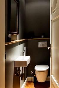 Ideen Gäste Wc : wandfarbe g ste wc bad g ste wc pinterest waschbecken ~ Michelbontemps.com Haus und Dekorationen