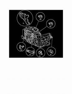 Torque Converter Clutch Solenoid Location