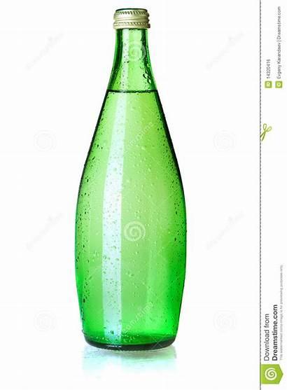 Bottle Glass Clipart Soda Water Clip Royalty