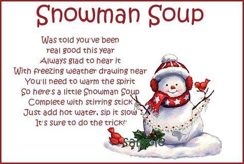 images  snowman soup printable template