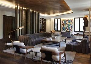 Wood, In, Interior, Design, Afro