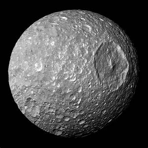 living mountains: the real death star