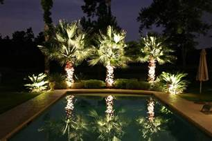10 backyard getaways with landscape lighting