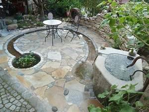 Garten Und Wasser : wasser elemente des gartens ~ Sanjose-hotels-ca.com Haus und Dekorationen