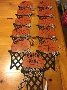 Girls Basketball Locker Decorations Ideas
