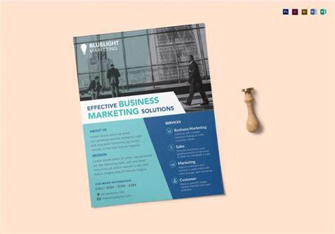 marketing flyer template 20 social media flyers free psd ai eps format free premium templates