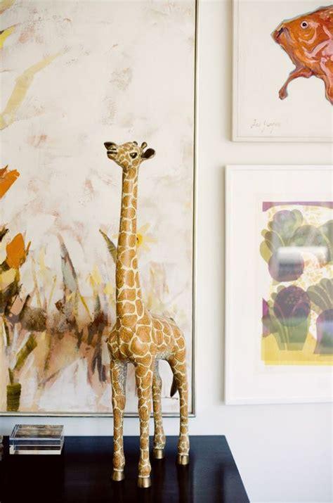 Giraffe Decorations - 20 giraffe home decor ideas that are simply adorable