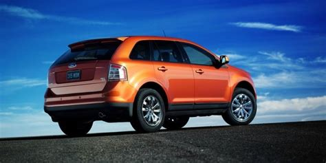 ford crossover 2007 ford edge suv or crossover