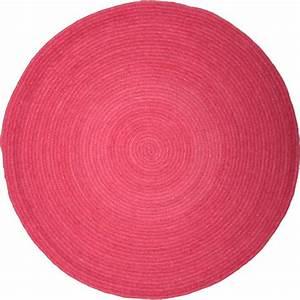 Tapis Rond Design : tapis rond enfant ~ Teatrodelosmanantiales.com Idées de Décoration