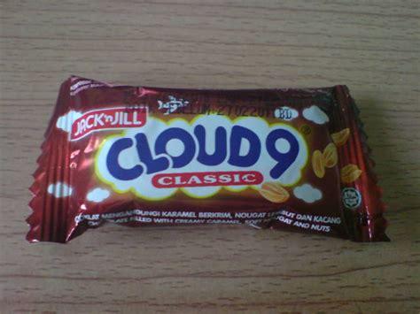 coklat cemilan cloud