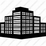 Icon Building Buildings Commercial Icons Architecture Premium