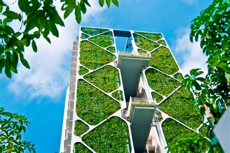 Eco Friendly Buildings Making Singapore Greener Than