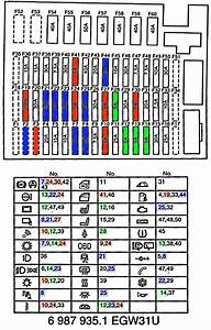 2008 Bmw 535i Fuse Box Diagram