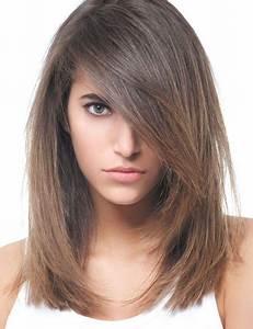 Coupe Cheveux Visage Ovale : coupe cheveux long visage ovale ~ Melissatoandfro.com Idées de Décoration