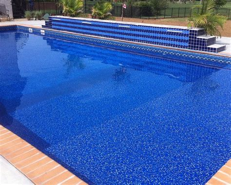 Barclay In-ground Swimming Pool Vinyl Liner