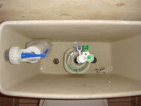 chasse d eau qui fuit encore et encore