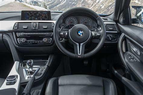 bmw m3 interior bmw m3 saloon and bmw m4 coup 233