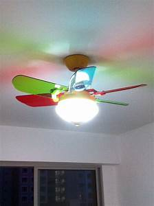 Ceiling fan kids room lighting and fans with childrens