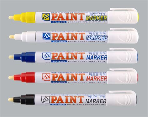 tips in effectively using a paint marker