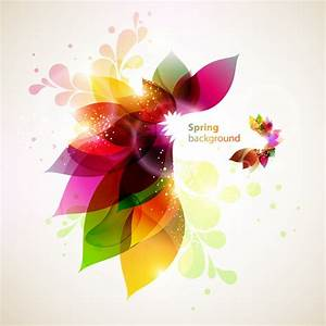 Smooth and colorful design background vector over
