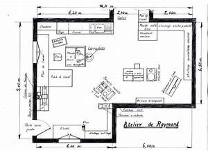 Plan Atelier Bricolage : ateliers des lecteurs l 39 atelier de raymond bois le bouvet ~ Premium-room.com Idées de Décoration