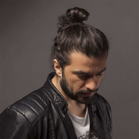 7 types of man bun hairstyles gallery how to
