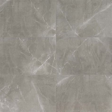 "Florim Luxury Amani Grey Tile Flooring 12"" x 24"" Polished"
