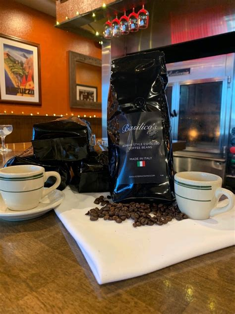 Why are italian coffee brands so famous? Introducing Basilico's Brand Italian Coffee