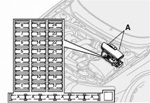 2004 Volvo S60 Fuse Diagram
