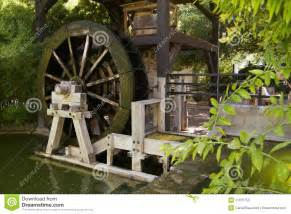 river mill water wheel stock photos image 31076753
